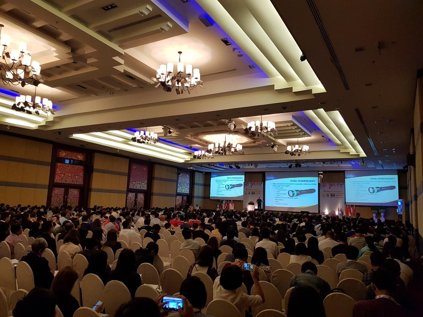 """Hội Nghị Thượng Đỉnh """"FAOPMA-Pest Summit 2017"""" tại Chiang Mai"""