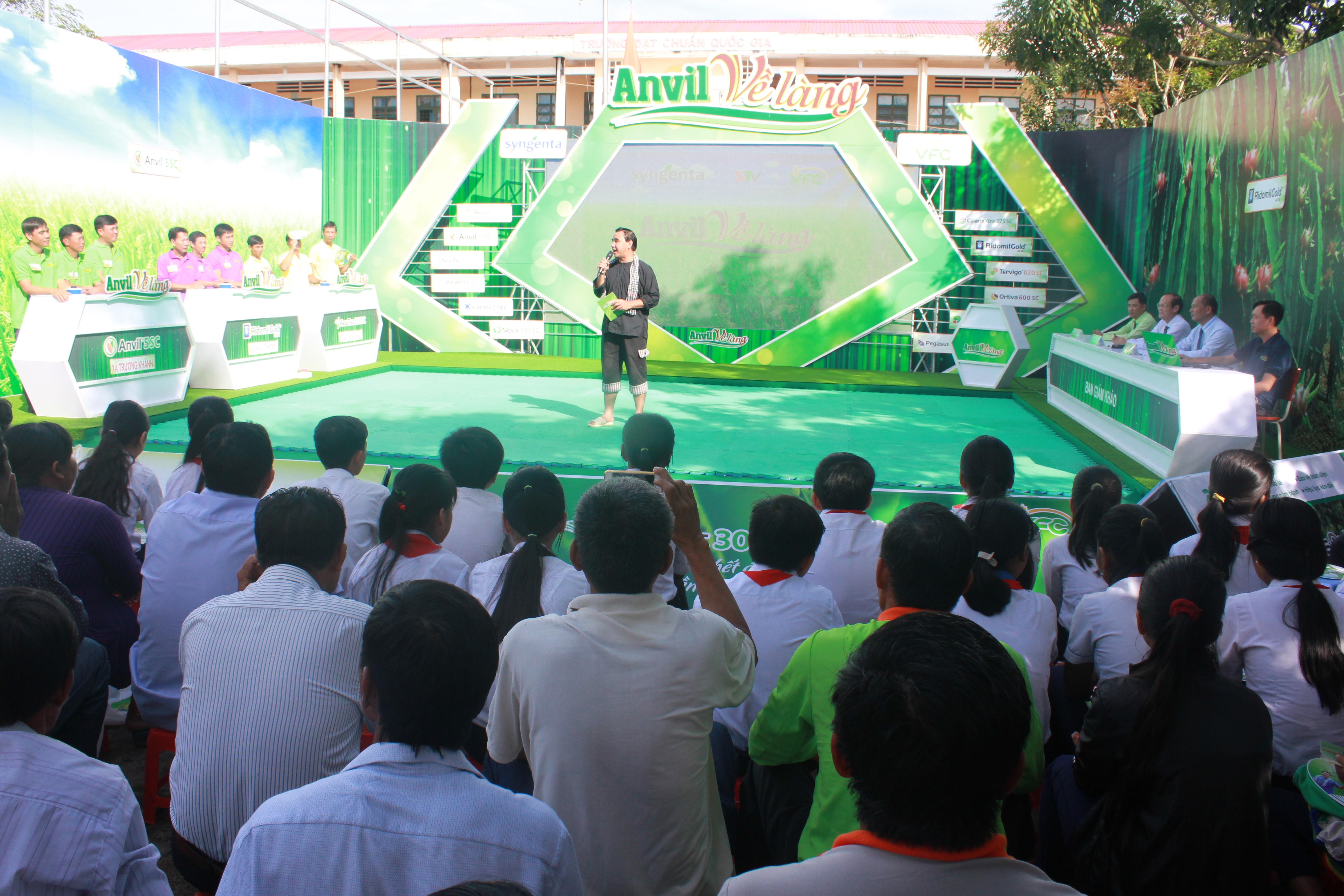 Anvil về làng tập 2