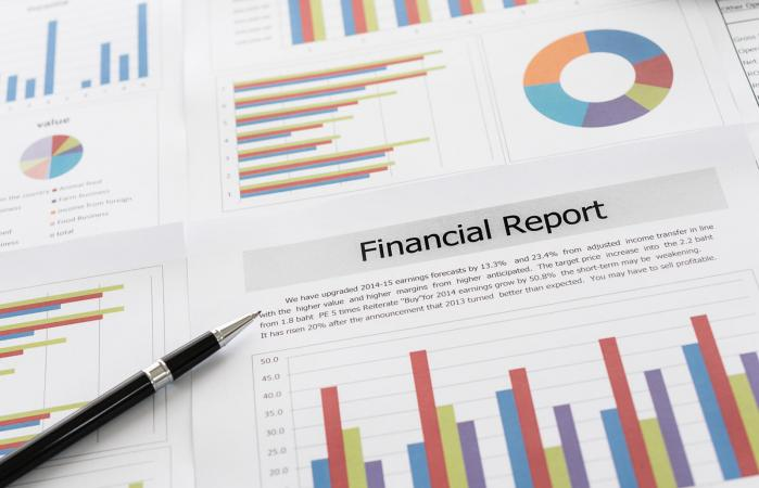 Báo cáo tài chính 2019