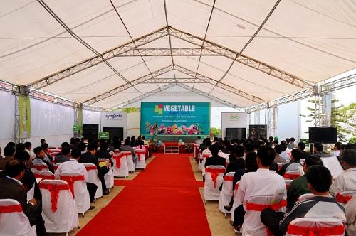"""Sự kiện """"Vegetable Expo: Rau xanh – Trái ngon – Nhà nông sung túc"""""""