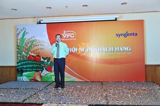 Hội nghị khách hàng VFC năm 2012
